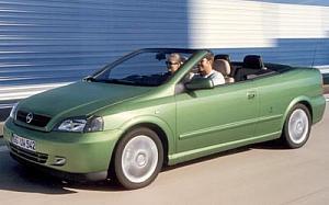 Opel Astra 2.2 16v Bertone Cabrio 108 kW (147 CV)  de ocasion en Palencia