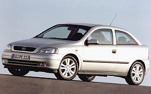 Opel Astra 2.2DTi 16v Sport 92kW (125CV) de ocasion en Madrid