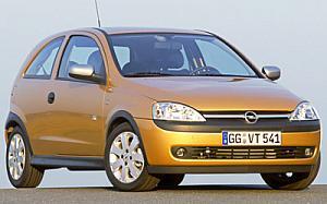 Opel Corsa 1.7 DI Club 48kW (65CV) de ocasion en Jaén
