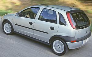 Opel Corsa 1.7 DTI Edition 55 kW (75 CV)  de ocasion en Madrid