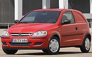 Foto Opel Corsa Van 1.3 CDTI 51 kW (70 CV)