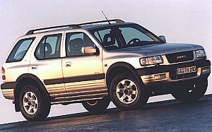 Foto 1 Opel Frontera 2.2 Dti Limited 85 kW (115 CV)