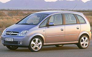 Opel Meriva 1.7 DTi  55kW (75CV) Cosmo