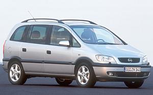 Opel Zafira 2.0 DTI 16V Elegance 74kW (100CV) de ocasion en Madrid