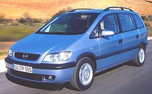 Opel Zafira 2.0 Dti 16v  73kW (100CV) Elegance de ocasion en Cádiz
