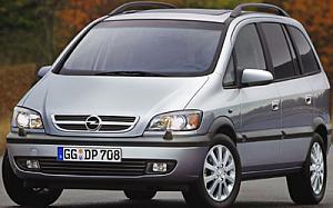 Opel Zafira 2.0 DTI 16V Club 73kW (100CV)  de ocasion en Cádiz
