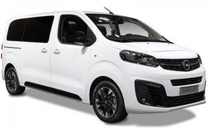 Configurador Opel Zafira Life