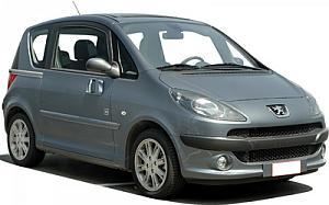 Peugeot 1007 1.4 Urban 54kW (75CV)  de ocasion en Barcelona