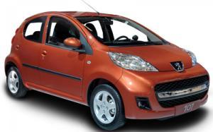 Peugeot 107 1.0 Urban 50 kW (68 CV)  de ocasion en Madrid