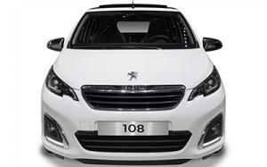 Foto Peugeot 108 1.2 PureTech Top! Allure 60kW (82CV)