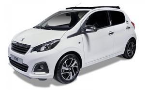 Vista  del Peugeot 108 1.2 PureTech 60 kW (82 CV)