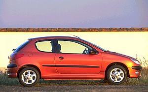 Peugeot 206 1.9 XRD kW (70 CV)