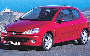 Peugeot 206 75 Refri 55 kW (75 CV)  de ocasion en Barcelona