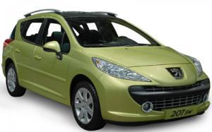 Foto 1 Peugeot 207 SW 1.6 HDI Confort 68kW (92CV)