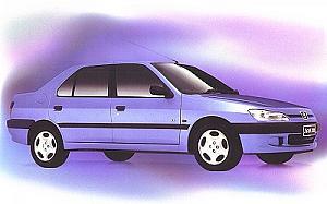 Configurar coche nuevo > Peugeot 306 GRAFFIC 1.6