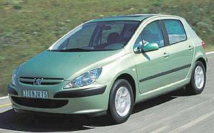 Foto 1 Peugeot 307 1.6 XS 80 kW (110 CV)