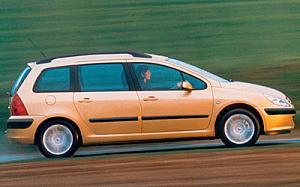 Peugeot 307 2.0 HDI Break XR 79 kW (110 CV)  de ocasion en La Rioja