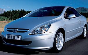 Peugeot 307 CC 1.6 16v 80kW (110CV) de ocasion en Madrid