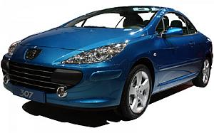 Peugeot 307 CC 1.6 16v Cabrio 80 kW (110 CV) de ocasion en Baleares