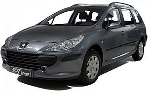 Peugeot 307 Break 1.6 HDI X-Line 66 kW (90 CV)