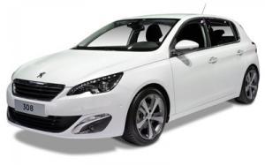 Vista  del Peugeot 308 1.6e-HDI Active 85 kW (115 CV)