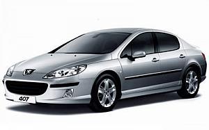 Peugeot 407 2.0 HDI ST Sport Pack 100kW (136CV)