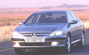 Foto Peugeot 607 2.0 HDi 79 kW (110 CV)