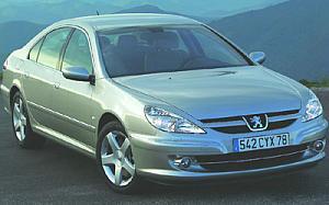 Peugeot 607 2.7 HDi Pack Marfil Aut. 150 kW (204 CV)  de ocasion en Palencia