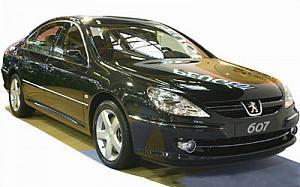 Peugeot 607 2.7 HDi Pack Marfil Aut. 150 kW (204 CV)  de ocasion en Granada