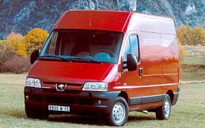 Foto 1 Peugeot Boxer Furgon 2.2 HDI 74 kW (100 CV)