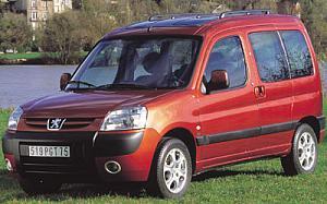 Peugeot Partner Combi 2.0 HDI Rancho Plus 66kW (90CV)  de ocasion en Álava