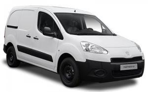 Peugeot Partner Furgon 1.6 HDI Confort L1 66 kW (90 CV)  de ocasion en Segovia