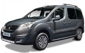 Peugeot Partner Tepee Combi 1.6 BlueHDi Outdoor 73 kW (100 CV)  de ocasion en Baleares