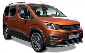Configurador Peugeot Rifter