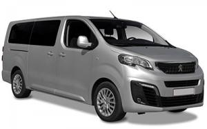 Configurador Peugeot Traveller
