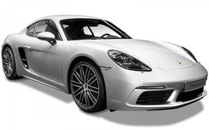 Configurador Porsche 718