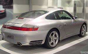 Porsche 911 3.6 Carrera 4 235kW (320CV)  de ocasion en Madrid