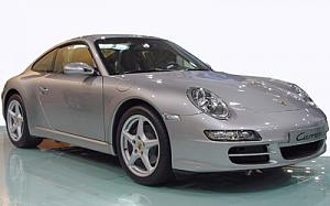 Porsche 911 Carrera 4S Coupe 261kW (355CV)  de ocasion en Madrid