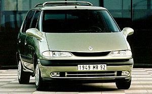 Renault Espace 2.0 RN 84 kW (115 CV)  de ocasion en Las Palmas