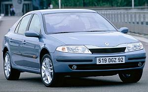 Renault Laguna DYNAMIQUE 1.9DCI 120CV de ocasion en Zaragoza