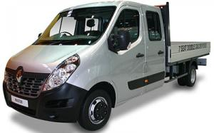 Renault Master Chasis Doble Cabina L4 3500 RG Energy dCi 121 kW (165 CV)