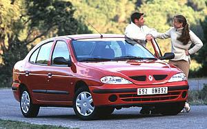 Renault Megane RT 1.9D Classic 47 kW (65 CV)