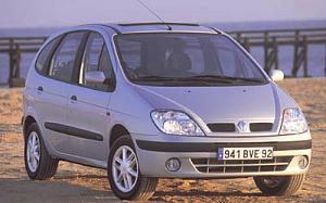 Foto 1 Renault Megane Scénic 1.9 dTi Authentique 59 kW (80 CV)