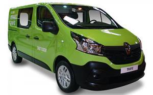 Renault Trafic dCi 125 Combi Energy 9Plazas 92 kW (125 CV)  de ocasion en Huesca