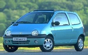 Renault Twingo 1.1 Alize 43kW (60CV)  de ocasion en Madrid