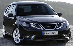 Saab 9-3 Sport Hatch Vector 1.9 TiD