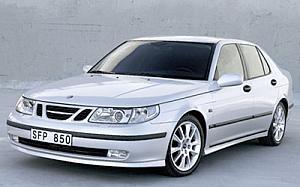 Saab 9-5 2.0t Arc 110 kW (150 CV)