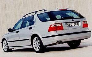 Saab 9-5 2.3t Arc 136kW (185CV)