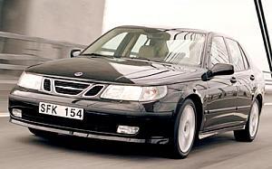 Saab 9-5 2.3 TS Aero 184 kW (250 CV)