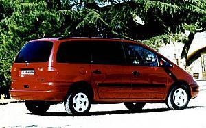 SEAT Alhambra 1.9 TDI SE 110 CV de ocasion en Sevilla